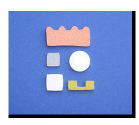 silicone-sponges